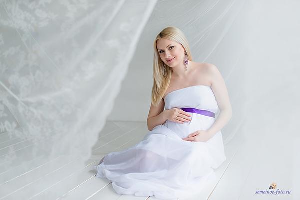Подготовка к фотосессии беременности