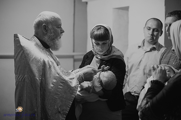 Крещение Максима