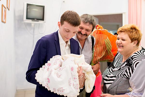 Выписка Вероники Алексеевны