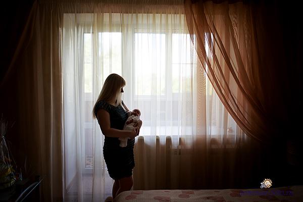 Малышка Вероника