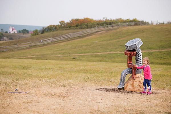 Маленькое путешествие на Кудыкину гору, где растут помидоры