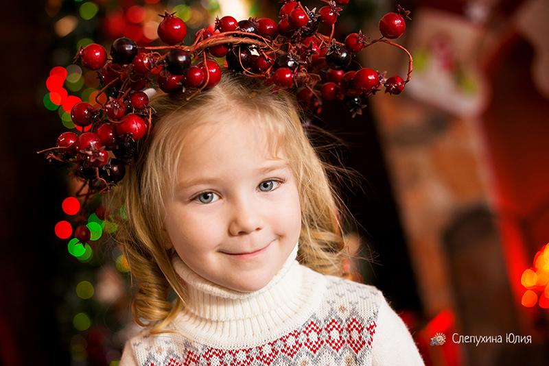 Новогодние и зимние съемки