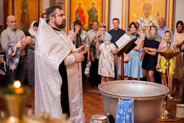 Индивидуальное или общее Крещение?