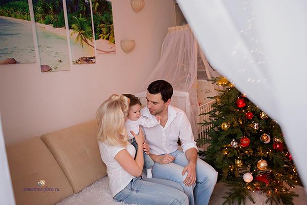 Анна, Дмитрий и Ариша
