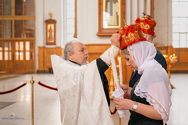 Таинство Венчания Сергея и Натальи