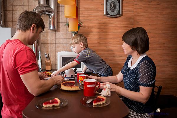 Семья - это самое важное, самое ценное и самое дорогое!