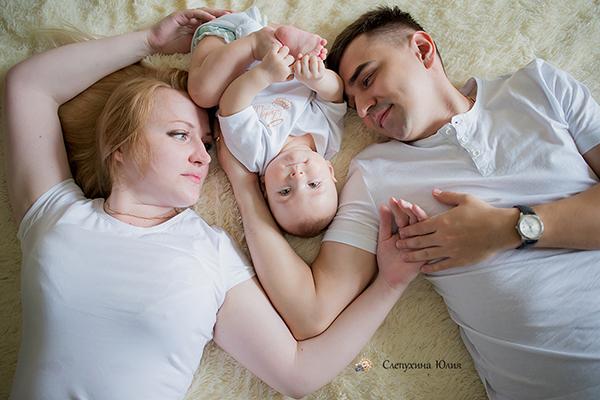 Маленький и такой огромный мир трех человек!