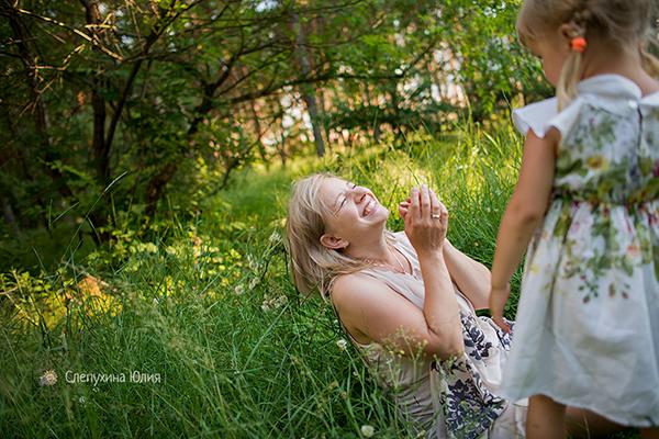 Счастье в детях