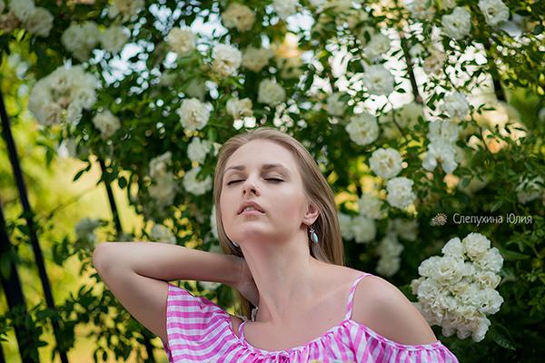 Опьяняющий аромат роз