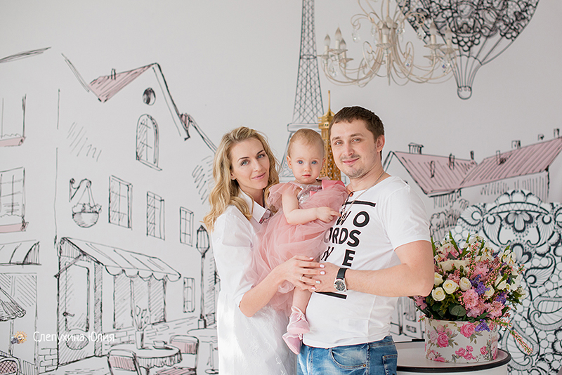 Анна, Владимир и Ариша