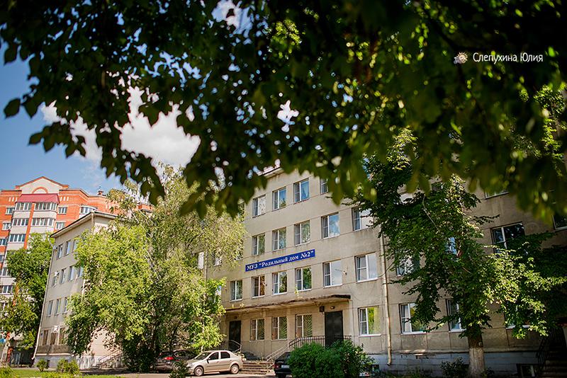 Выписка Катюши, роддом №2, Воронеж