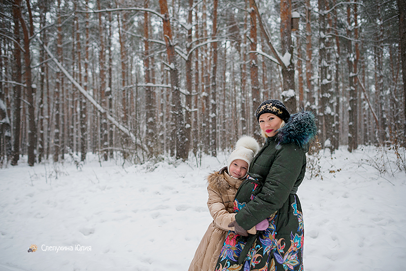 Снежный Новый год