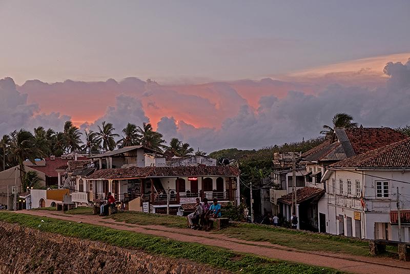 Шри-Ланка, июнь 2017. Галле