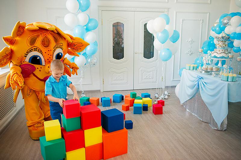 Праздник для Толика в День защиты детей