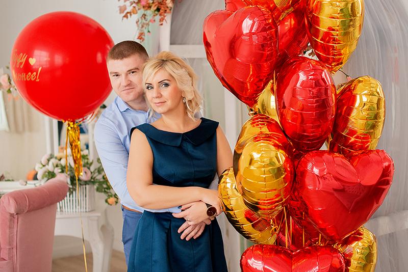 Наталия и Сергей