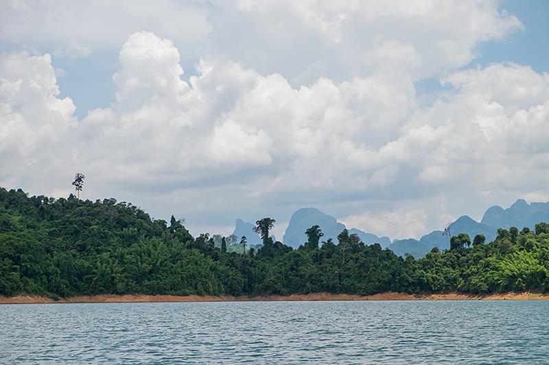 Пхукет, май 2018. Национальный парк Као-Сок и озеро Чео-Лан (1 часть)