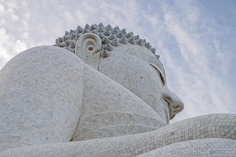 Пхукет, май 2018. Большой Будда (Big Buddha)